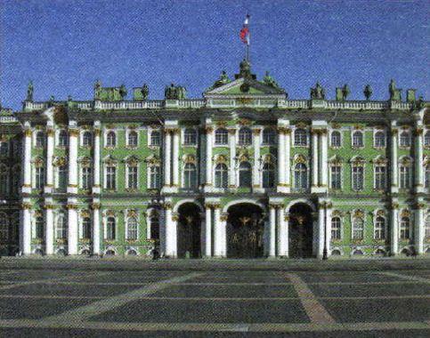 Доклад архитектура 18 века в россии 8379